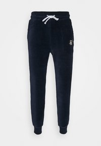 SIKSILK - ALLURE CUFFED PANTS - Tracksuit bottoms - navy - 3
