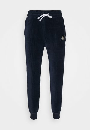 ALLURE CUFFED PANTS - Jogginghose - navy