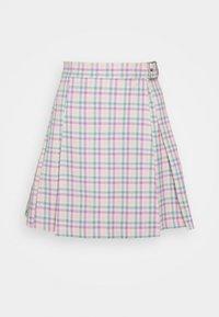 HAZER - Mini skirt - multi coloured