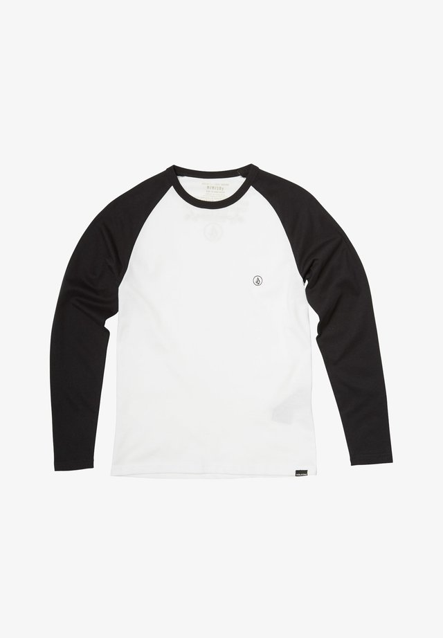 Long sleeved top - new_black