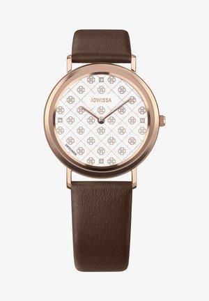 SWISS - Watch - rosa
