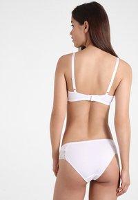 Skiny - DAMEN RIO SLIP 2ER PACK - Braguitas - white - 2
