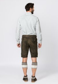 Stockerpoint - MANOLO - Shirt - olive - 2