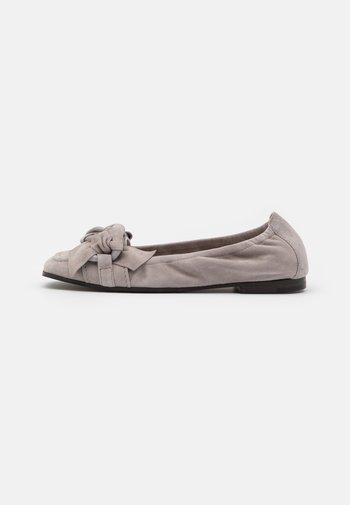 CARO - Slip-ons - steel/grey