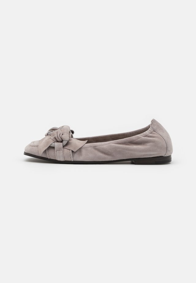 CARO - Mocassins - steel/grey
