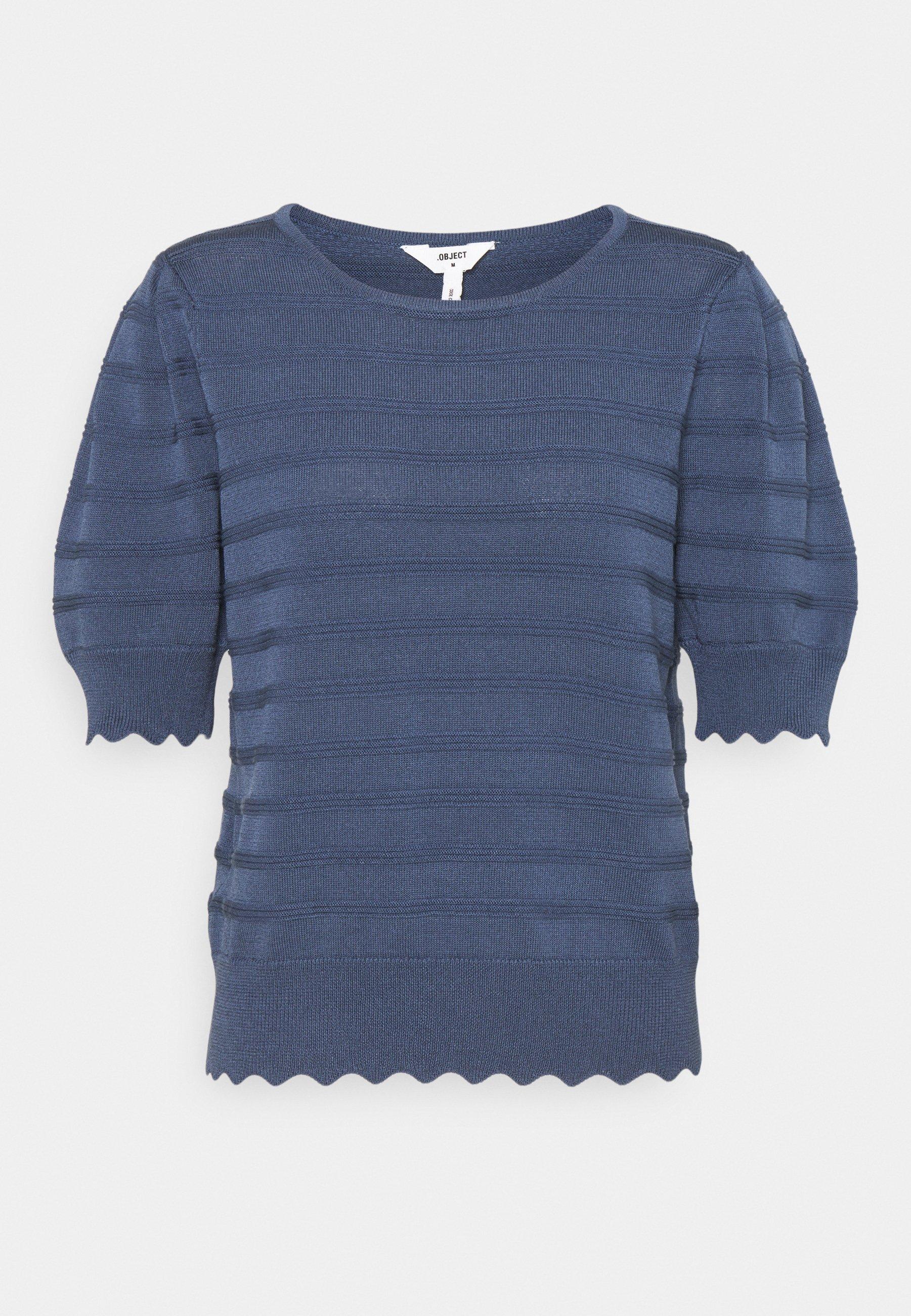 Women OBJSAVA - Basic T-shirt