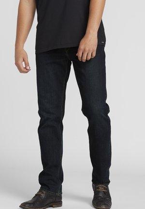 SOLVER  - Straight leg jeans - vintage_blue