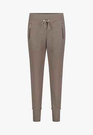 "DAMEN JOGPANTS ""EASY ACTIVE"" SLIM FIT - Tracksuit bottoms - olive"