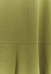 Marc O'Polo DENIM - PEPLUM DRESS - Jersey dress - fresh herbs - 2