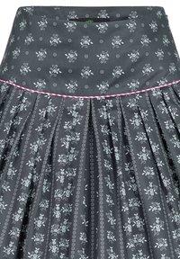 Berwin & Wolff - Pleated skirt - anthrazit - 1