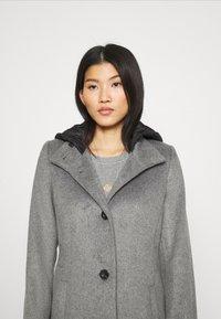 Esprit Collection - Short coat - gunmetal - 3