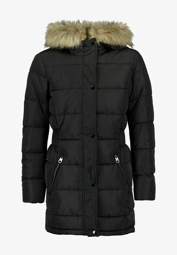 Winter coat - dark antracite