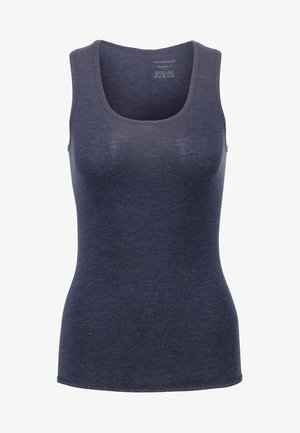 Undershirt - blau