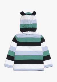 Steiff Collection - STRIPE HOODY BABY - veste en sweat zippée - navy - 1