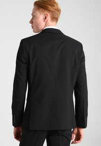 Selected Homme - SHDNEWONE MYLOLOGAN SLIM FIT - Suit - black - 2
