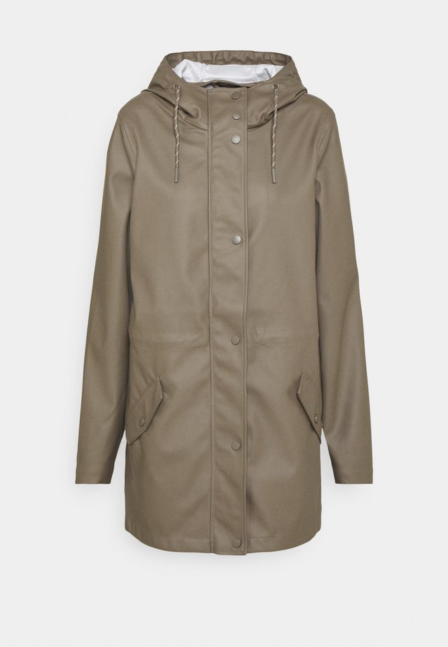 VMMALOU COATED JACKET TALL - Impermeable - bungee cord
