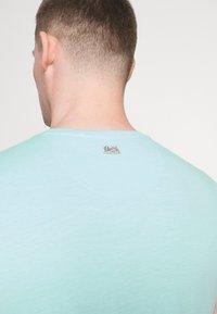 Petrol Industries - Print T-shirt - frosty blue - 3