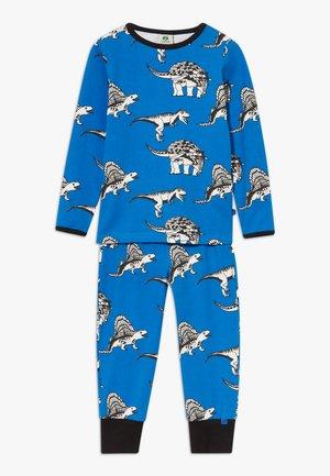 NIGHTWEAR DINO SET - Nattøj sæt - blue lolite