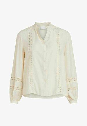 VIMOCAMIL  - Button-down blouse - birch