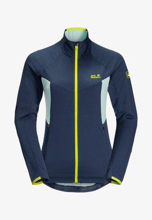 GRADIENT  - Fleece jacket - dark indigo