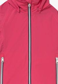Reima - Waterproof jacket - berry pink - 4