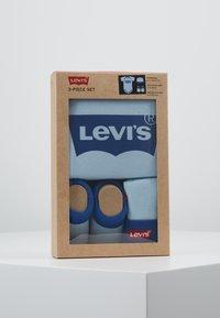 Levi's® - CLASSIC BATWING INFANT BABY SET - Dárky pro nejmenší - dream blue - 2