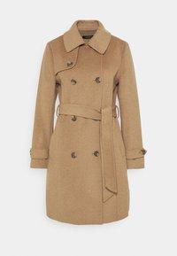 DOUBLE FACE - Klassinen takki - brown