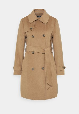 DOUBLE FACE - Classic coat - brown