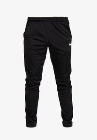 Puma - LIGA TRAINING PANTS - Jogginghose - black/white - 3