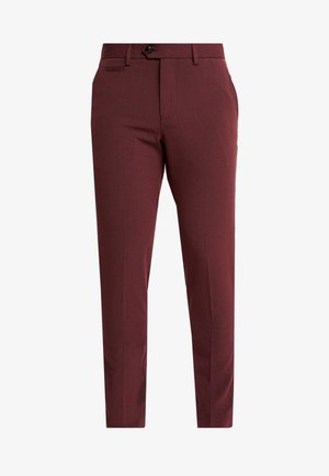 CLUB PANTS - Pantaloni - red