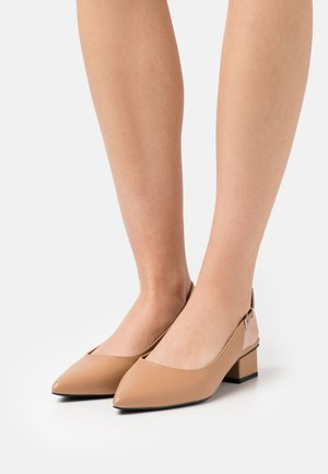 RABIA - Pumps - nude