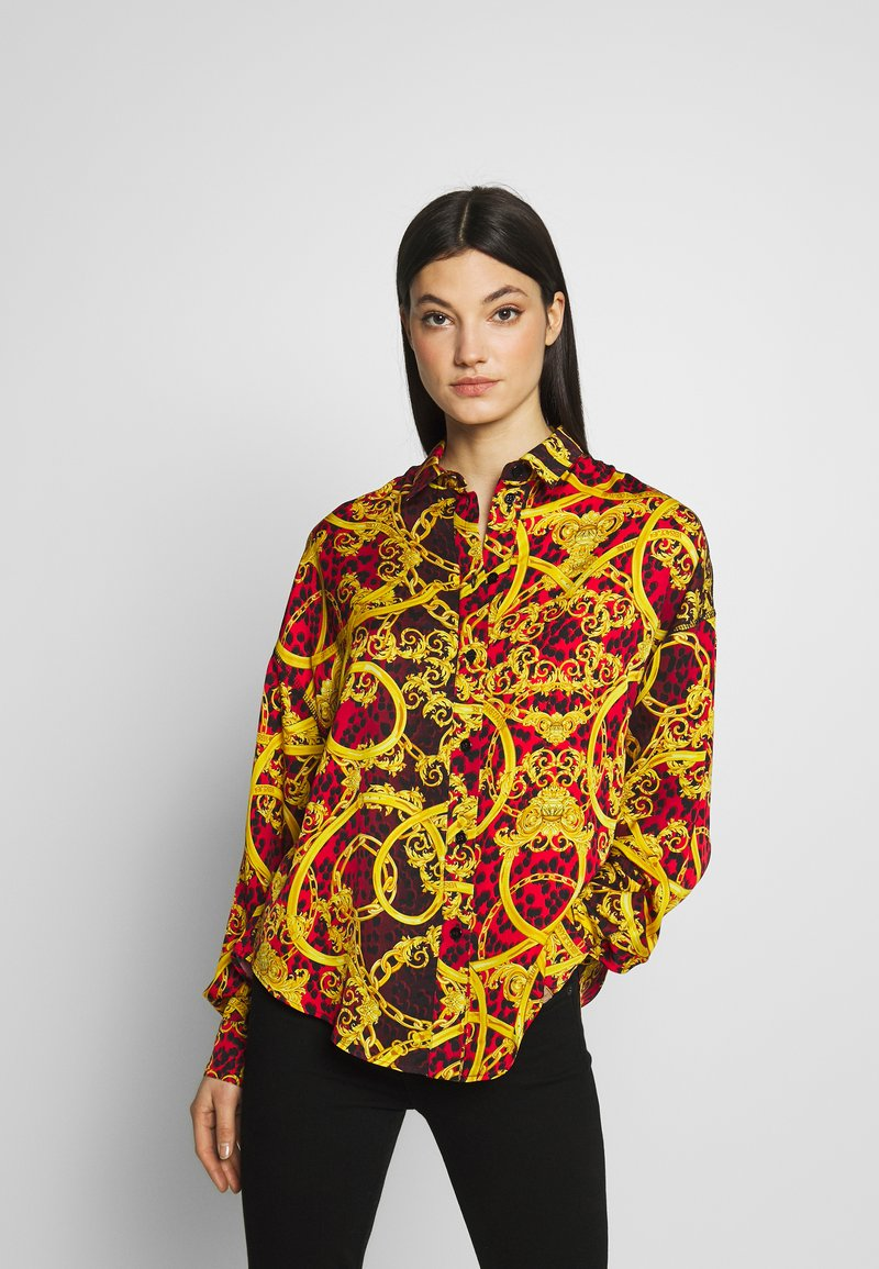 Versace Jeans Couture - LADY SHIRT - Blouse - racing red