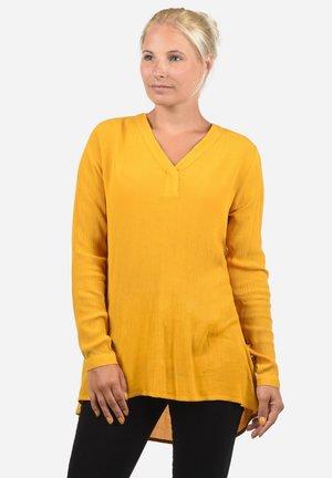 CREOLE - Tunic - golden yellow