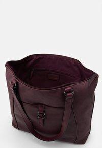 TOM TAILOR - LONE - Handbag - wine - 2