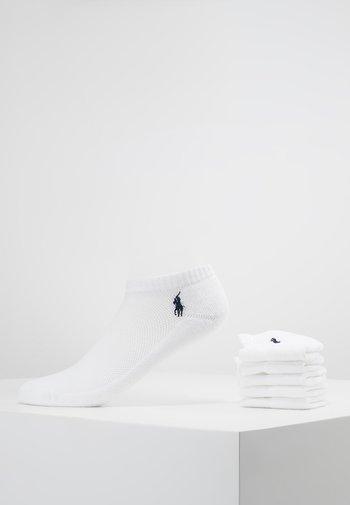 BLEND SOLE LOW 6 PACK - Socks - white