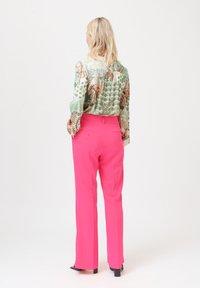 Dea Kudibal - JODIE (V) - Button-down blouse - prairie green - 2