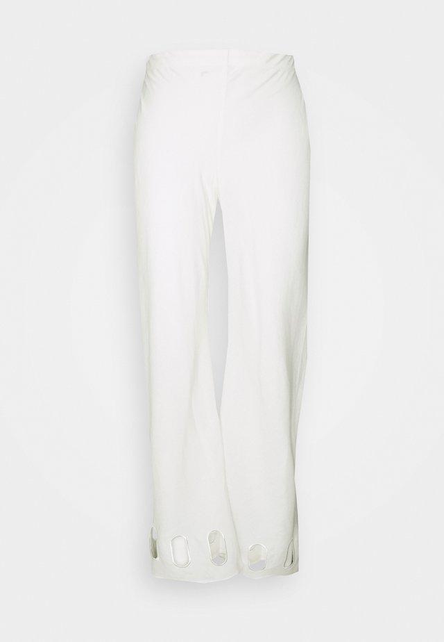 KERSTI PANT - Pantalones - off white