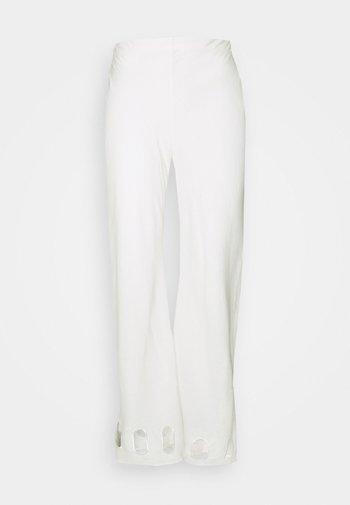 KERSTI PANT - Broek - off white