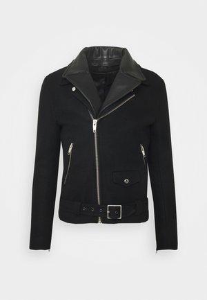BLOUSON - Light jacket - black