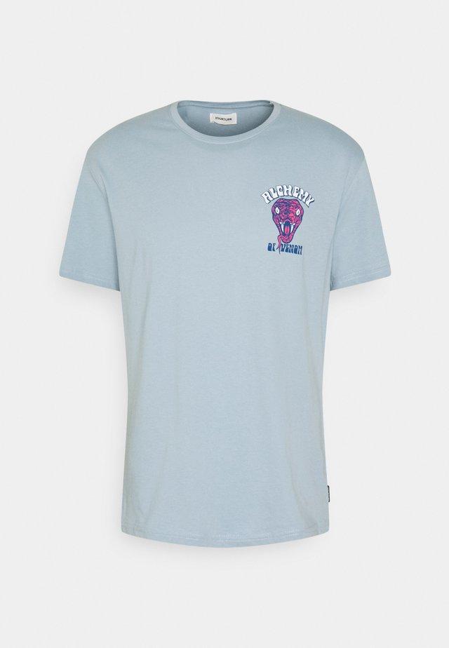 UNISEX - Camiseta estampada - blue