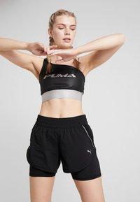 Puma - LAST LAP SHORT - Sports shorts - black - 3