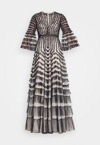 Needle & Thread - LA VIE EN ROSE GOWN - Společenské šaty - champagne/graphite - 0