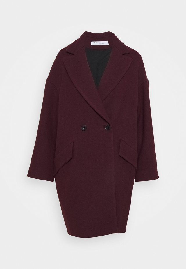 LAKOS - Classic coat - red