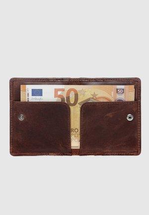 KARTENETUI - EARNEST - Wallet - braun-cognac