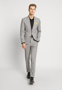 Lindbergh - CHECKED SUIT - Oblek - blue - 0