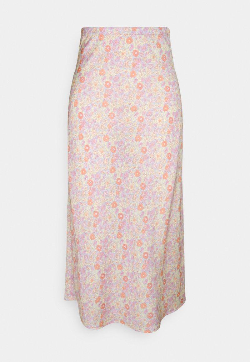 EDITED - LIDDY SKIRT - Pencil skirt - multicolor