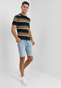 LTB - CORVIN - Denim shorts - jose wash - 1