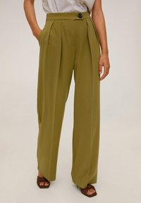 Mango - SIMO-I - Pantalon classique - kaki - 0
