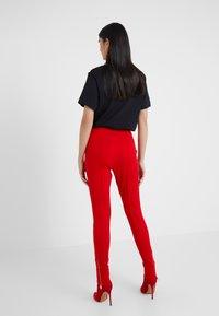 Escada Sport - TALICIA TROUSER - Trousers - rita red - 2