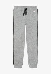 Champion - BRAND REVOLUTION PANTS - Spodnie treningowe - mottled grey - 3
